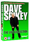 Dave Spikey - The Live Collection - The Overnight Success Tour/Living The Dream - Live (DVD, 2006, 2-Disc Set)