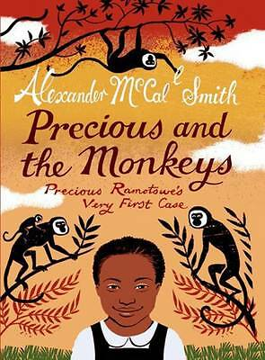 Precious and the Monkeys (Precious Ramotswe 1), Alexander McCall Smith, Paperbac