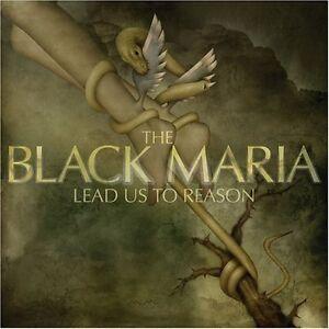The Black Maria - Lead Us To Reason CD - Italia - The Black Maria - Lead Us To Reason CD - Italia