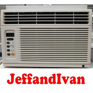 Zenith Zw6510r 6500 Btu Window Air Conditioner W Remote Ebay