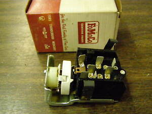 nos 1962 1963 1964 ford fairlane 500 headlight switch ebay. Black Bedroom Furniture Sets. Home Design Ideas