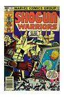Shogun Warriors #14 (Mar 1980, Marvel)