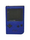 Nintendo Game Boy Pocket Blue Handheld System