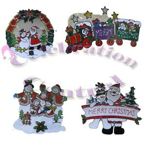 GEL-CLING-WINDOW-STICKER-CHRISTMAS-DECORATIONS