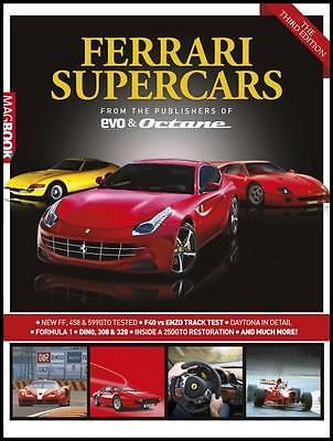Ferrari Supercars 3rd edition MagBook, evo, Used; Good Book