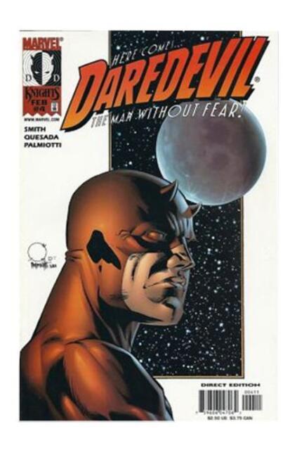 Daredevil #4 (Feb 1999, Marvel)