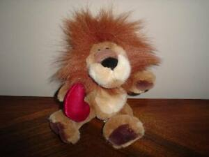 Russ Berrie Maximilian Lion RETIRED with All Tags
