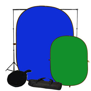 PHOTO-COLLAPSIBLE-CHROMAKEY-GREEN-BLUE-BACKGROUND