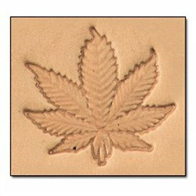 Hemp 3D Stamp 8619-00 New by Tandy Leather