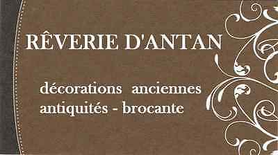 REVERIE D ANTAN