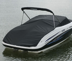 12 13 yamaha 210 ar210 sx210 212 series boat charcoal for Yamaha sx210 boat cover