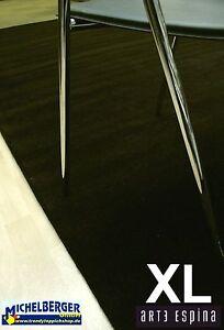 carre-Handtuft-Tapis-ARTE-ESPINA-tapis-uni-marron-250x250-cm-neuf