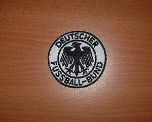 TOPPA PATCH PATCH'S CALCIO GERMANIA GERMANY DEUTSCHER FUSSBALL BUND 6,8 CM