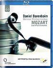 Mozart - Piano Concertos - Barenboim (Blu-ray, 2012)