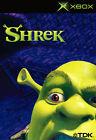 Shrek (Microsoft Xbox, 2002, DVD-Box)
