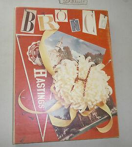 YEARBOOK-BRONCO-HASTINGS-COLLEGE-HASTINGS-NEBRASKA-1961
