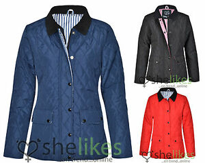 Womens-Long-Sleeve-Jacket-Ladies-Quilted-Zip-Button-Warm-Jacket-Trendy-Coat-8-14