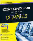 CCENTcertification All-in-One For Dummies by Glen E. Clarke (Paperback, 2010)