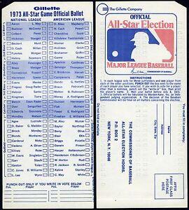 1973-RARE-MLB-ALL-STAR-BASEBALL-GAME-UNUSED-BALLOT-at-KANSAS-CITY-ROYALS-STADIUM