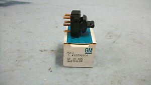 1986-1988-Power-Window-Switch-NOS-GM-10092804
