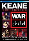 Keane Curate A Night For War Child (DVD, 2012)