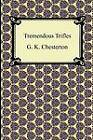 Tremendous Trifles by G K Chesterton (Paperback / softback, 2011)