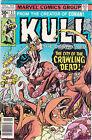 Kull the Destroyer #21 (Jun 1977, Marvel)