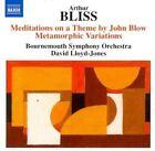 Arthur Bliss - : Meditations on a Theme by John Blow; Metamorphic Variations (2010)