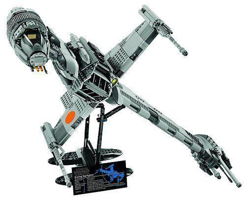 LEGO Star Wars B-Wing Starfighter (10227) UCS UCS UCS NISB brand new in sealed box 18611d
