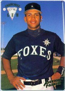 Alex Rodriguez Mariners 1994
