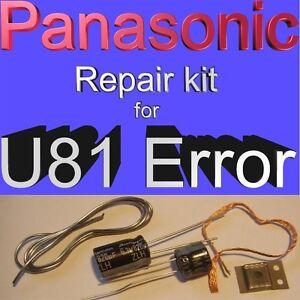 Panasonic-U81-error-no-FREEVIEW-DTV-repair-kit-for-DMR-EX75-DMR-EX85-DMR-EZ25