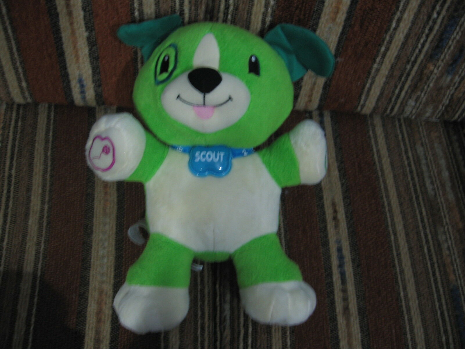 My Pal Scout, Scout, Scout, Leap Frog Baby, works great e4b983