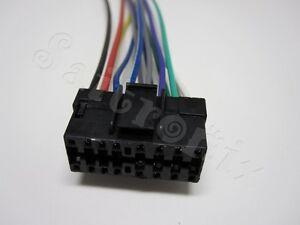 sony wire harness cdx gt420u cdx gt540ui cdx gt440u cdxgt420u image is loading sony wire harness cdx gt420u cdx gt540ui cdx