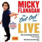 Micky Flanagan Live: The Out Out Tour by Micky Flanagan (CD-Audio, 2012)