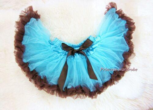 OPTIONAL Mixed Color Newborn Baby Pettiskirt Skirt Petti Tutu Dress Girl NB-12m