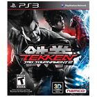 Tekken Tag Tournament 2 (Sony PlayStation 3, 2012)