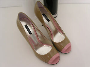 Scarpe-donna-Shoes-woman-Dolce-Gabbana-New-40-Authentic-heels