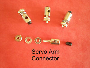 PUSHROD-LINKAGE-STOPPER-SERVO-CONNECTORS-1-5-2mm-x-4pcs