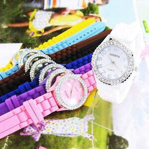 Geneva-Lady-Crystal-Casual-Quartz-Wrist-Watch-Women-Lady-Light-Silicone-Jelly