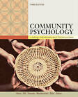 Community Psychology: Linking Individuals and Communities by Jean Hill, Dr Abraham Wandersman, Associate Professor of Psychology Bret Kloos, Elizabeth Thomas, Dr Maurice J Elias (Hardback, 2011)