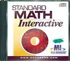Standard Math Interactive by Daniel Zwillinger (CD-ROM, 1997)