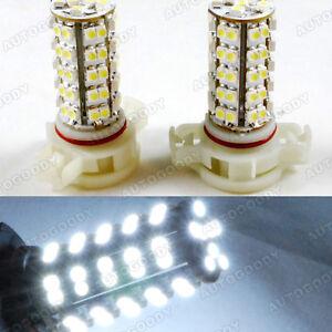 H16-White-LED-Bulbs-68-SMD-Super-Bright-DRL-Fog-Light-lamp