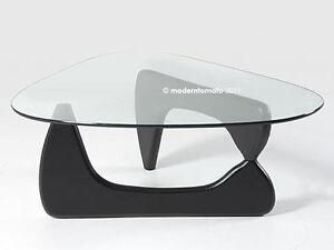 Image Is Loading 3 4 034 Tempered Glass Danish Mid Century