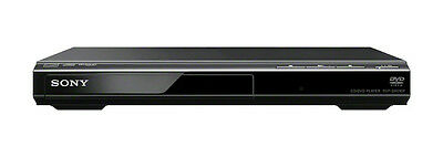 Sony Progressive Scan DVD Player (DVP-SR210P)