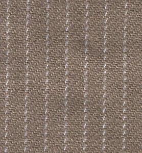 sitzstoff autostoff bezugsstoff f r porsche in beige mit streifen neu ebay. Black Bedroom Furniture Sets. Home Design Ideas