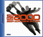 Sega WorldWide Soccer 2000 (Sega Dreamcast, 1999)