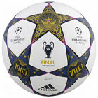 adidas UEFA Champions League Finale Wembley Official Match Ball - White/Blue - Z20578