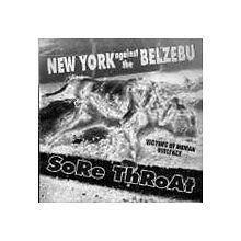 SORE THROAT/NEW YORK AGAINST