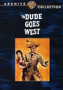 The Dude Goes West DVD 1948 Eddie Albert, Binnie Barnes ...
