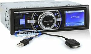 Alpine-iDA-X305S-In-Dash-MP3-WMA-AAC-USB-iPod-Car-Stereo-Receiver-w-Pandora